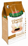 Easy Gardener 09926 Organic Compost Starter Fertilizer, 4-4-2, 4-Lbs.