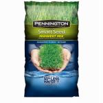 Pennington Seed 100086576 Smart Seed Midwest Mix, 3-Lbs.