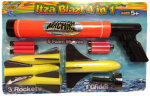 Water Sports 80032 3/1 WTR/Foam Toy Gun