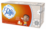 Procter & Gamble 84736 180-Count Puffs Basic Facial Tissues