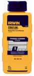 Irwin Industrial Tool 64801ZR Strait-Line Powder Chalk, Blue, 4-oz., Must Purchase in Quantities of 6