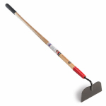 Ames Companies The 163118600 Garden Hoe, Cushion Grip, Wood Handle