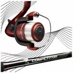 Maurice Sporting Goods CM155/CM702B Spinning Rod/Reel Combo, Competitor Big Water, 7-Ft.