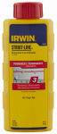 Irwin Industrial Tool 64902 Strait-Line Red Powder Chalk, 8-oz.