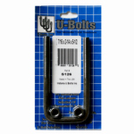 Indiana U-Bolts S126 7/16x2.25x5.5 Square U Bolt