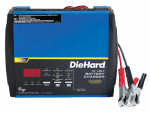 Schumacher Electric DH-15A Battery Charger / Maintainer, 12-Volt, 15/10/2-Amp
