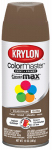 Krylon Diversified Brands K05355302 Colormaster Spray Paint, Indoor/Outdoor Use, Gloss Equestrian, 12-oz.