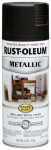 Rust-Oleum 248636 Stops Rust Metallic Spray Paint, Oil-Rubbed Bronze, 11-oz.
