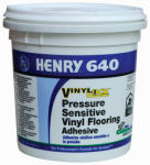Ardex Lp 12176 Vinyl Lock 640 Pressure-Sensitive Vinyl Flooring Adhesive, 1-Gal.