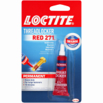 Henkel 209741 Threadlocker, Red 271, 6-ml