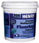 Henry Ww 12072 356 Multi-Purpose Flooring Adhesive, 1-Qt.