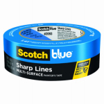 3M 2093EL-48N Painter's Tape, 1.88-In. x 60-Yds.