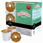 Keurig Green Mountain 120216 Coffee People Donut Shop Extra Bold K-Cups, 18-Count
