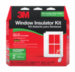 3M 2170W6-6 Outdoor Window Insulator Kit, 2 Pk.