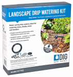 Dig G77-AS Drip Watering Kit or Kitchen With Pressure Regulator