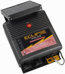 Dare Products DS 40 Eclipse Series Electric Fence Energizer, 40-Acre, Solar Power, 12-Volt Battery