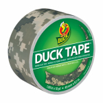 Shurtech Brands 1388825 Digital Camo Print Duct Tape, 1.88-Inch x 10 Yds.