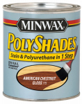 Minwax The 617750444 1-Quart Low-VOC Gloss American Chestnut Polyshades