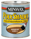Minwax The 617850444 1-Quart Low-VOC Gloss Mission Oak Polyshades