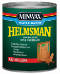 Minwax The 630500444 Helmsman 1-Quart Gloss Water-Based Spar Urethane