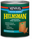 Minwax The 630520444 Helmsman 1-Quart Satin Water-Based Spar Urethane