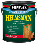 Minwax The 710500000 Helmsman Spar Urethane, Water Based, Gloss, 1-Gal.