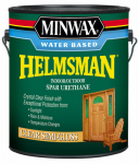 Minwax The 710510000 Helmsman Spar Urethane, Water Based, Semi-Gloss, 1-Gal.
