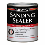 Minwax The 65700000 1-Quart Pro Formula Sanding Sealer
