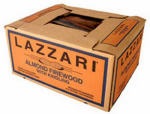 Lazzari Fuel 0 75997 00601 4 .70 Cu. Ft. Almond Firewood With Kindling