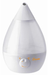 Crane Usa EE-5301W White Cool Mist Humidifier