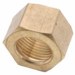 """Anderson Metals 750061-14 7/8"""" Brass CMP Nut"""