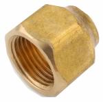 Anderson Metals 754020-0806 1/2x3/8 Reduc FL Nut