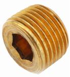 Anderson Metals 756115-08 1/2BRS Countersink Plug