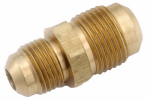 Anderson Metals 754056-0806 Pipe Fittings, Flare Reducing Union, Lead-Free Brass, 1/2 x 3/8-In.