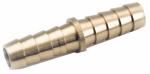 "Anderson Metals 757014-06 3/8"" Brass Barb Mender"