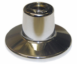 Larsen Supply 03-1757 Union Gopher, Chrome, Tub & Shower Flange