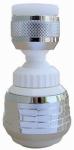 Larsen Supply 09-1228 WHT/CHR 360Swiv Aerator