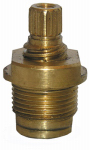Larsen Supply S-106-1NL Lavatory Stem For Central Brass Faucets, Hot