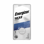 Eveready Battery ECR1632BP Lithium Watch/Calculator Battery