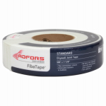 Saint Gobain Adfors FDW8662-U Drywall Joint Tape, Fiberglass, White, 1-7/8-In. x 500-Ft.