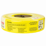 Saint Gobain Adfors FDW8661-U Drywall Joint Tape, Fiberglass, Yellow, 1-7/8-In. x 500-Ft.