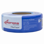 Saint Gobain Adfors FDW6586-U Veneer Plaster Joint Tape, Blue, 2-3/8-In. x 300-Ft.