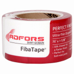 St Gobain Adfors America FDW8657-U Ultra Thin Drywall Tape, White, 1-7/8-In. x 75-Ft.