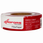 Saint Gobain Adfors FDW8654-U Ultra Thin Drywall Tape, White, 1-7/8-In. x 300-Ft.