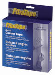 St Gobain Adfors America FDW6625-U Metal Corner Tape, White, 2-In. x 25-Ft. DIY Box