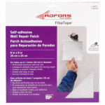 Saint Gobain Adfors FDW6714-U Wall & Ceiling Repair Patch, Perforated Aluminum, 8 x 8-In.