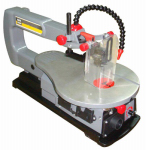 Jiangsu Jinfeida Power Tools MQW50II Variable-Speed Scroll Table Saw, 16-In.