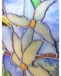Artscape 02-3007 Window Film, Clematis, 24 x 36-In., Must Purchase in Quantities of 4