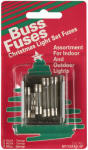 Cooper Bussmann BP/XMAS-6F 6-Pack Christmas Light String Replacment Fuses