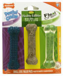 Nylabone Products NX001VPP Dog Chews, Small Dog, 3-Pk.